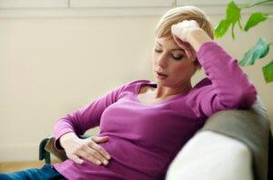 Головокружение во время менструации