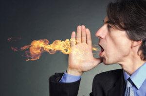 Повышенная кислотность желудка приводит к изжоге