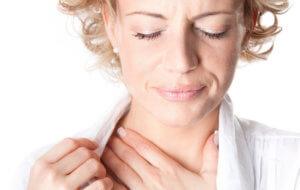 Проникновение кислоты в полость пищевода из-за стресса