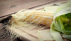 Витамины в кукурузных рыльцах
