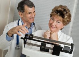 Увеличение веса при угасании репродуктивной системы