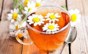 Целебное действие чая из ромашки