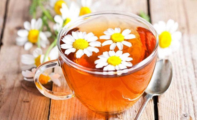 чай из ромашки полезные качества