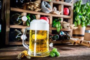 Полезные свойства теплого пива