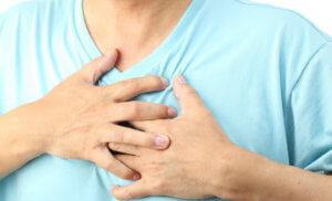 Давящая боль и сопутствующие сиптомы