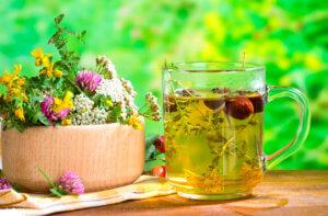 Лекарства, приготовленные на основе целебных трав
