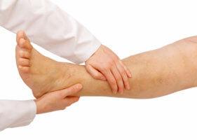 Атеросклероз конечностей ввиду нарушения липидного обмена
