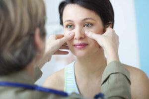 Гигиенические мероприятия по очищению полости носа