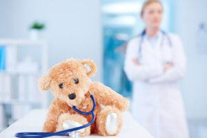 Назначение лекарств маленьким пациентам