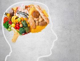 Продукты питания для хорошей работы мозга