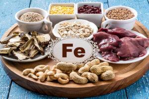 Питание, способствующее нормальному всасыванию железа в кишечнике