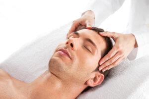 Эффект от правильного массажа головы