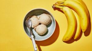Десерт из банана
