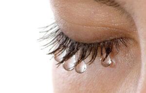 Виды слезотечения у человека