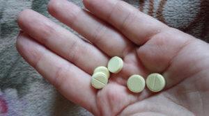 Использование таблеток Аскорутина