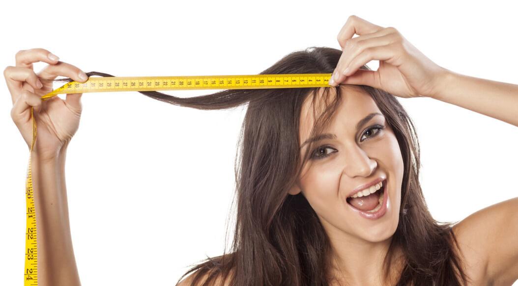 Народные рецепты для роста волос у женщин