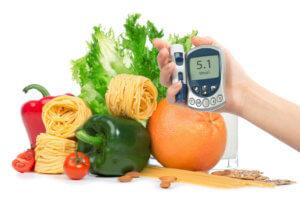 Показатели глюкозы в крови