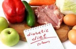 Основополагающие правила диеты при сахарном диабете