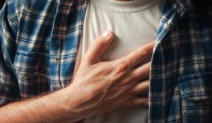 Воспаление и защемление в грудной клетке при остеохондрозе