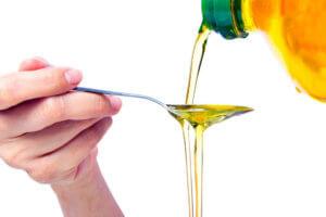 Польза нерафинированного подсолнечного масла от запора