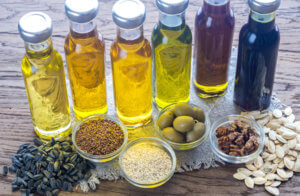 Употребление растительных масел внутрь и ректально
