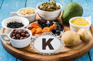Продукты питания с высоким содержанием калия