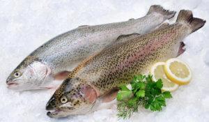 Рыбные продукты, содержащие калий