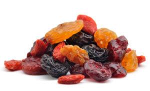Калий в овощах и фруктах