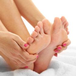 Судороги пальцев ног: доступные способы избавления от неприятного чувства