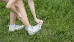 Профилактика судорог ног