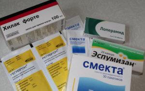 Препараты, помогающие остановить диарею