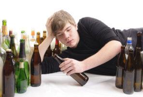 Дозы спиртного, губительно влияющие на организм подростка