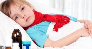 Компрессы из народных средств при остром тонзиллите у ребенка