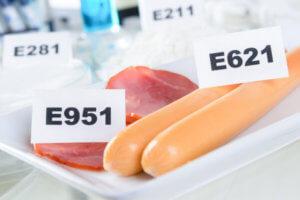 Пищевые добавки для длительного хранения продуктов