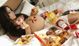 Продукты, которые нельзя есть во время беременности