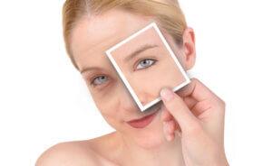 Уход за чувствительной кожей под глазами