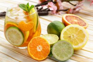 Лимон и другие антиоксиданты для очищения организма