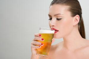 Воздержание от употребления безалкогольного пива во время беременности