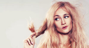 Типы ломкости волос