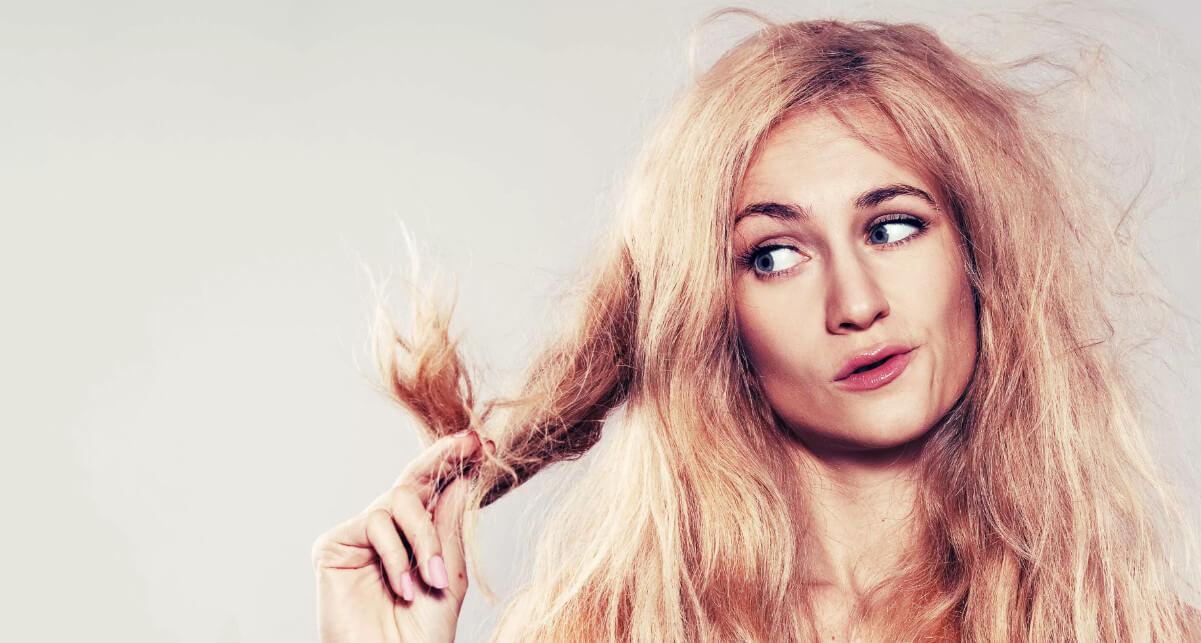 Лечение ломких волос: причины и симптомы, домашние рецепты
