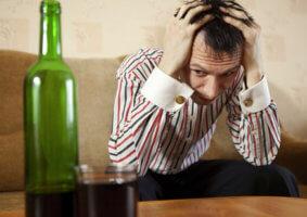 Абстинентный синдром и степень алкоголизма