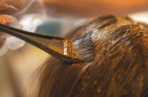 Недостаток современных красок для покраски волос