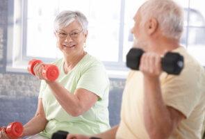 Лечебная физкультура пожилых людей после инсульта