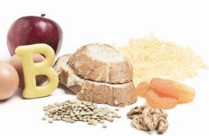 Суточная потребность в витаминах группы В