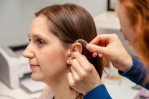 Одностороннее нарушение слуха