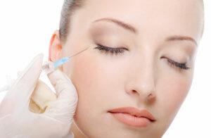 Мезотерапия для увлажнения кожи вокруг глаз