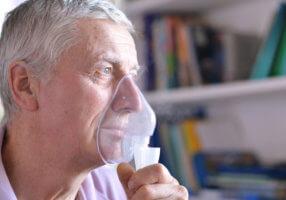 Замещение легочной ткани при пневмосклерозе