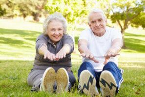 Дыхательные упражнения и зарядка в пожилом возрасте