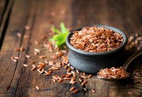 Сорта красного риса