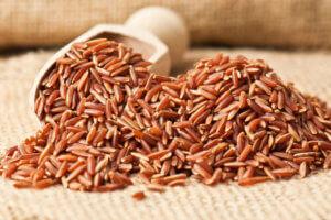 Непереносимость состава красного риса